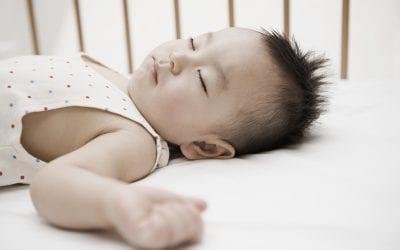 October is Safe Sleep Month!