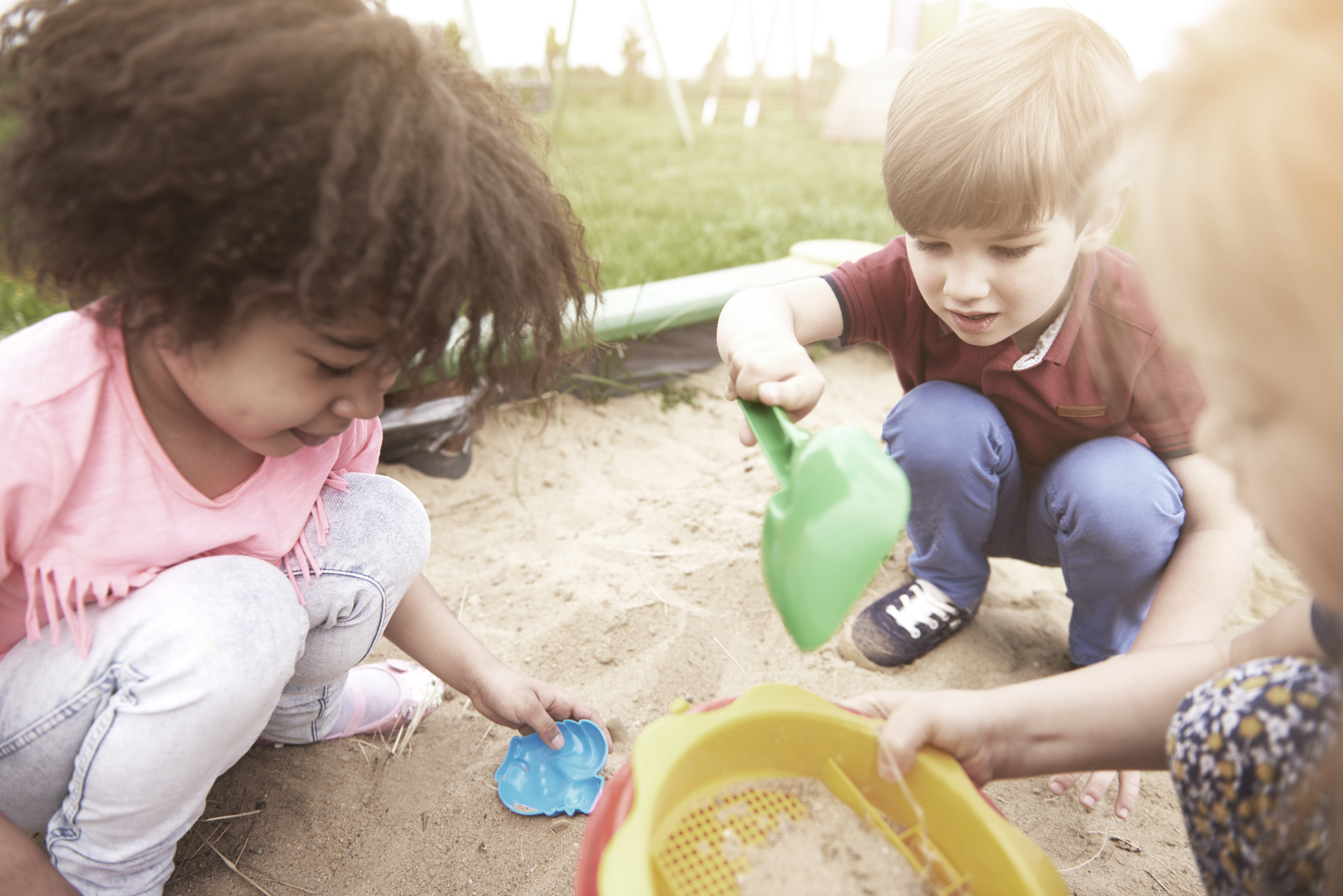 Make Playground Safety a Priority