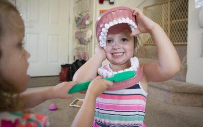 Celebrate National Children's Dental Health Month!