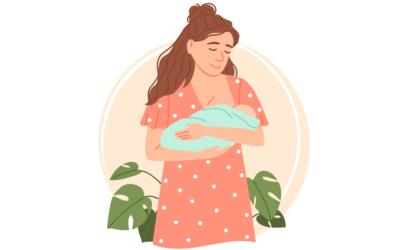 Celebrating National Breastfeeding Month!